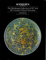 SOTHEBY'S The Weishaupt coll. of Chin ceramics[10/95]