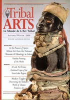 The World of Tribal Arts (Quart. Mag. Autumn / Winter 2000]
