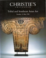 CHRISTIE'S Tribal and Southeast Asian Art[05/98]