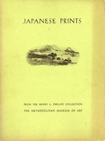 Japanese Prints from the Henry L. Phillips Collection