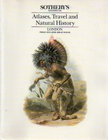 SOTHEBY'S, Atlases, Travel and Natural History[04/88]