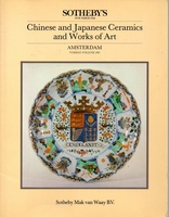 SOTHEBY, Chinese and Japanese ceramics &WoA[06/85]