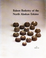 Baleen basketry of the North Alaskan Eskimo